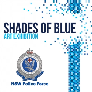 NSW Police Force  Shades of Blue Art Exhibition