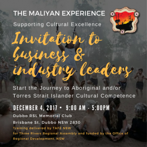 The Maliyan Experience 1 Day Training - Dubbo