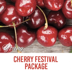 Young Cherry Festival Package