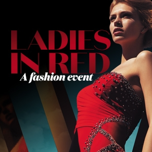 Ladies In Red - A Fashion Event