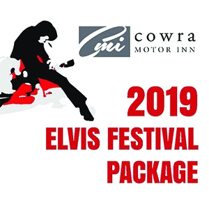 2019 Elvis Festival Package