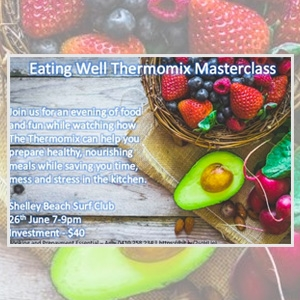 Eating Well Thermomix Masterclass