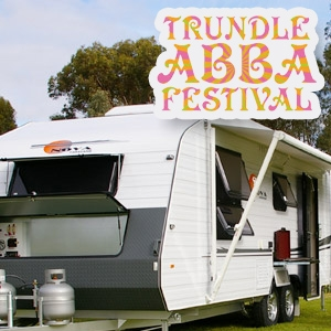 2018 Trundle ABBA Festival RACECOURSE Camping