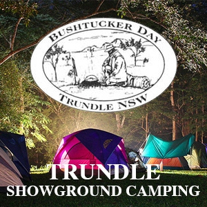 2018 Trundle Bush Tucker Day Showground Camping