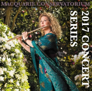 Concert Series 2017 - 5 inspiring concerts at Macquarie Conservatorium