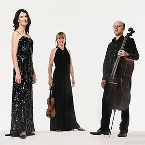 Seraphim Trio at Macquarie Conservatorium
