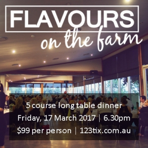 Flavours on the Farm