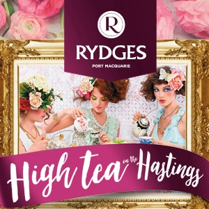 High Tea on the Hastings