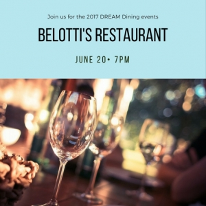 DREAM Dinner - Belotti's Restaurant