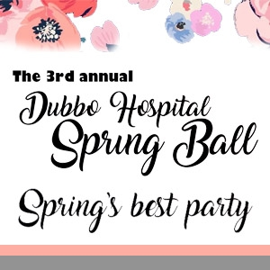 Dubbo Hospital Spring Ball