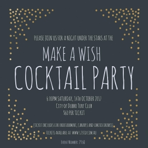 Make A Wish Cocktail Party