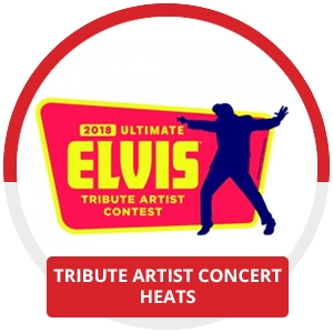 Ultimate Elvis Tribute Artist Contest - Heats