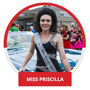 2018 Goodsell Machinery Miss Priscilla Dinner