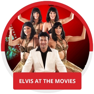 Dean Rias - Elvis at the Movies